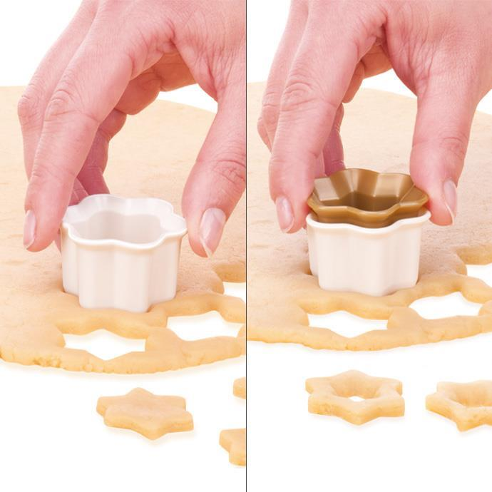 CHRISTMAS SHORTBREAD CUTTERS