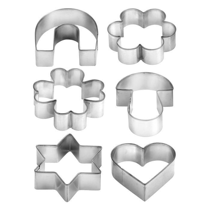COOKIE CUTTERS ON RING
