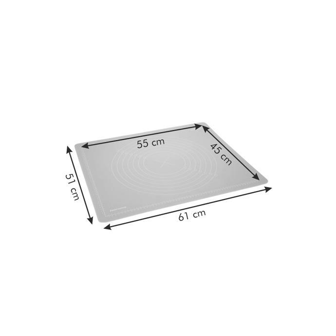 SILICONE PASTRY BOARD