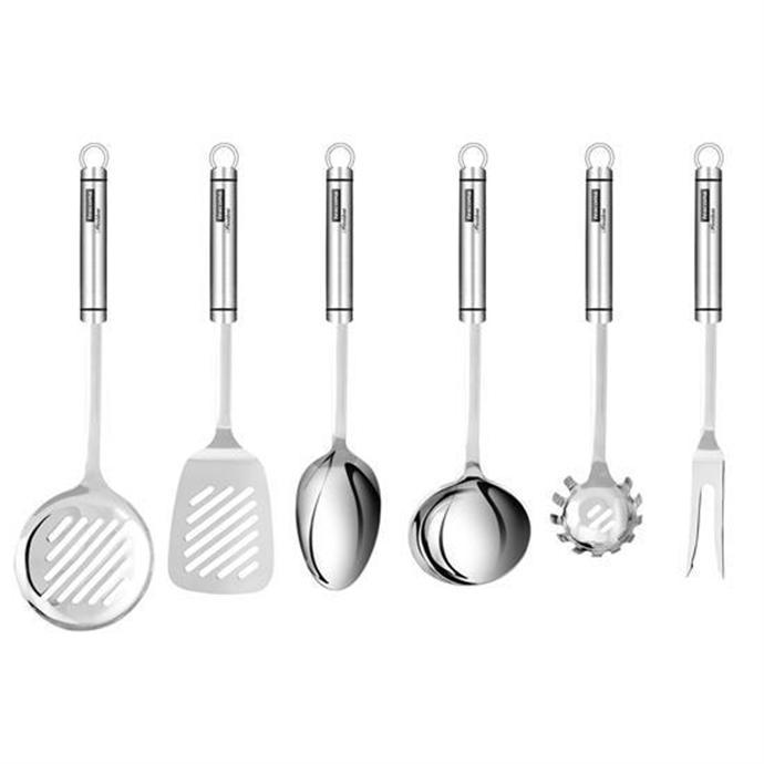 639088 set utensili da cucina con stand linea for Set utensili da cucina