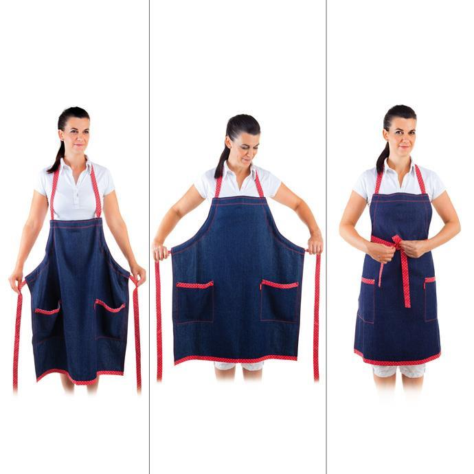 COOKING APRON FOR HER