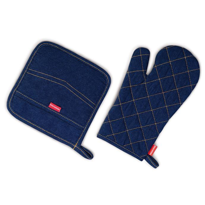 OVEN MITT AND HEATPROOF MAT FOR HIM