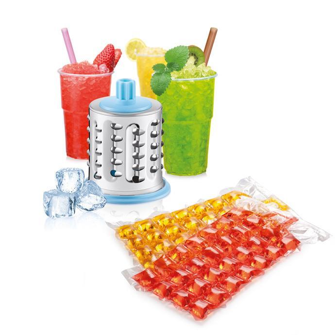 ICE GRINDER ACCESSORY FOR DRUM GRATER