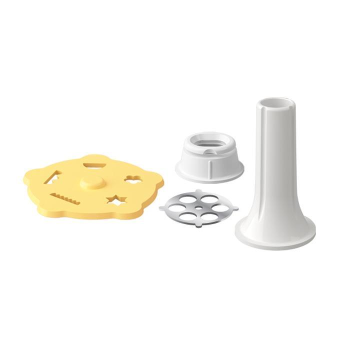 ACCESSORIES FOR MEAT GRINDER AND COOKIES