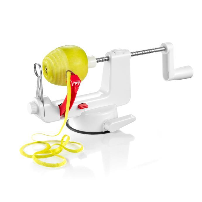 APPLE PEELER AND SLICER