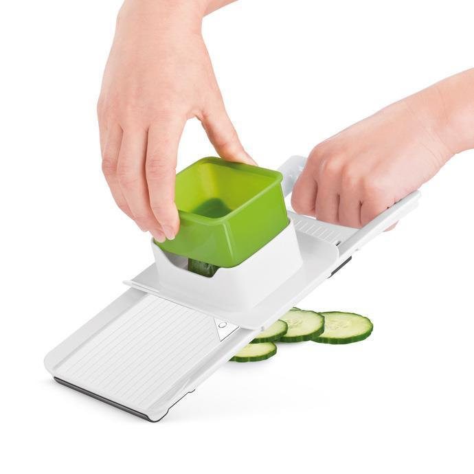 SLICING GRATER, ADJUSTABLE