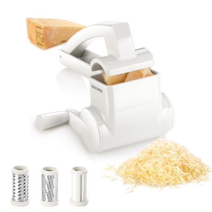CHEESE GRATER WITH MULTIFUNCIONAL SET