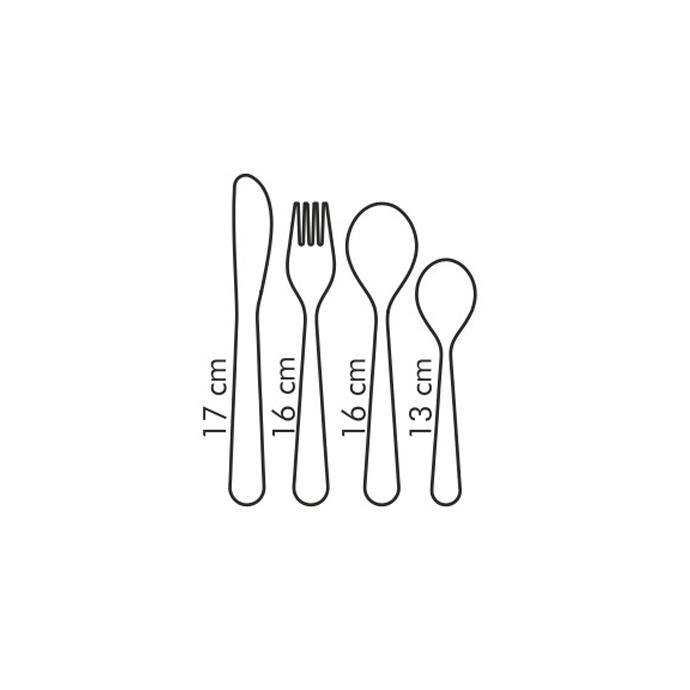 TABLE CUTLERY FUNNY ANIMALS