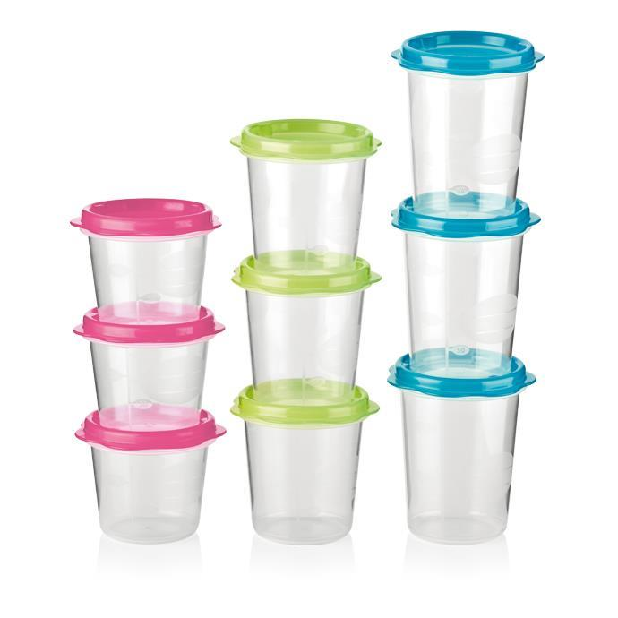BABY FOOD CONTAINERS