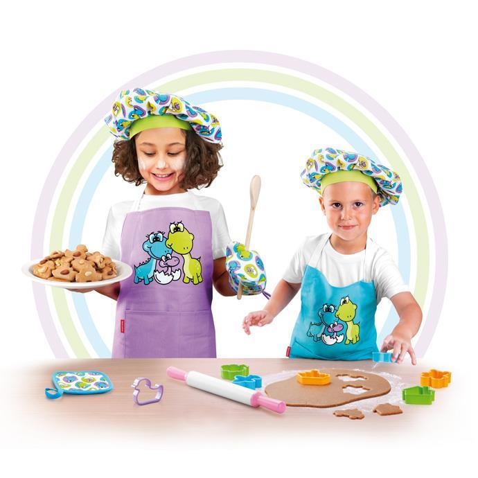 KIT PER PICCOLI CHEF