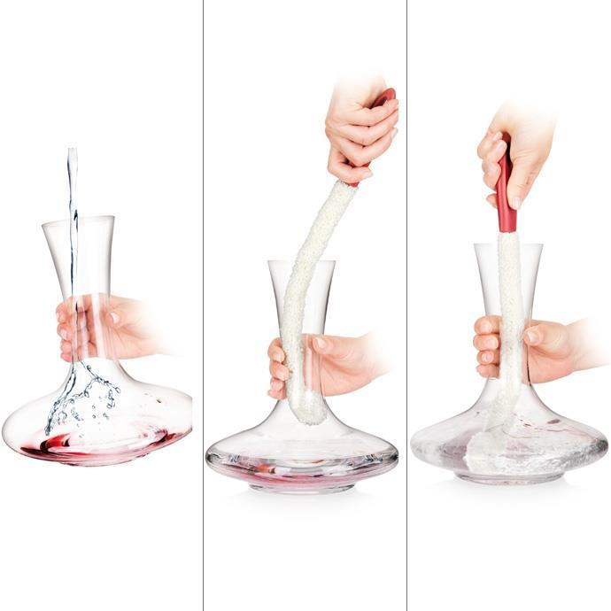 DECANTER CLEANER