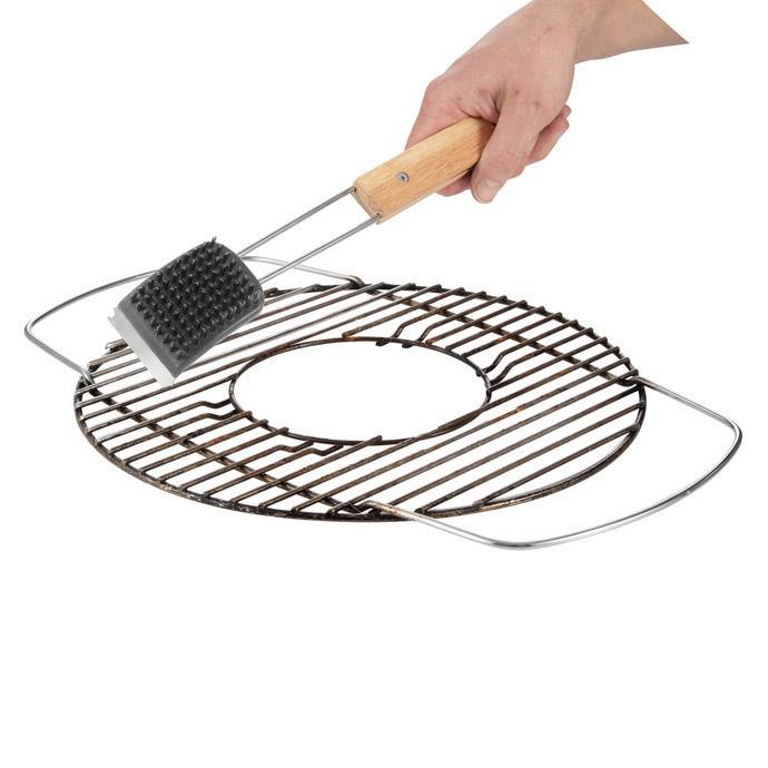 BRUSH FOR GRILLING GRATES