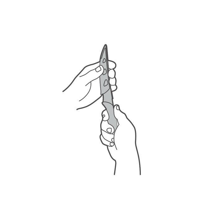 NON-STICK UTILITY KNIFE, SMALL