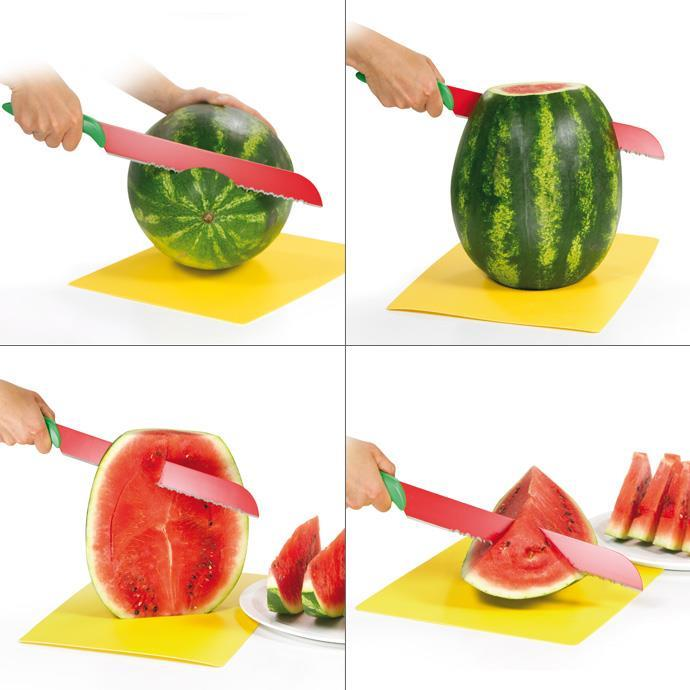 NON-STICK WATERMELON KNIFE