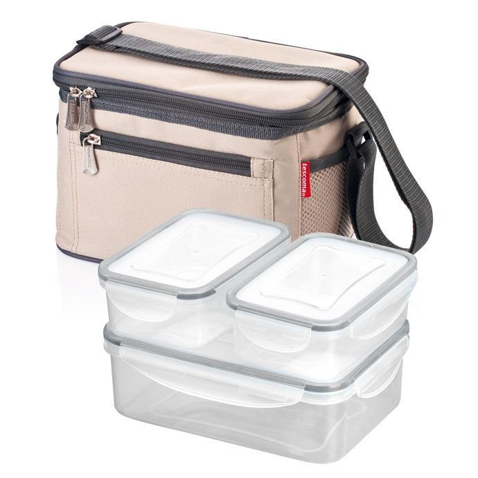 THERMAL LUNCH BAG WITH CONTAINER