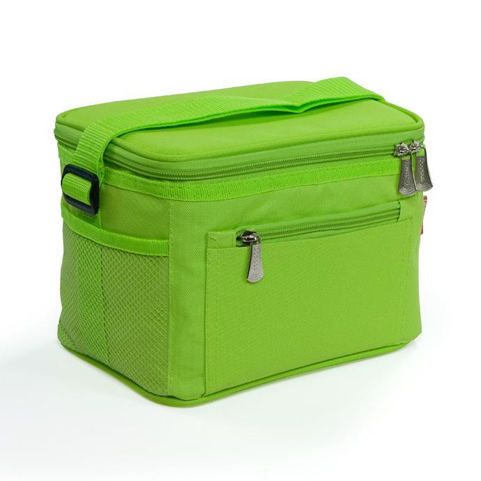 THERMAL-INSULATING LUNCH BAG, WITH GEL PACK