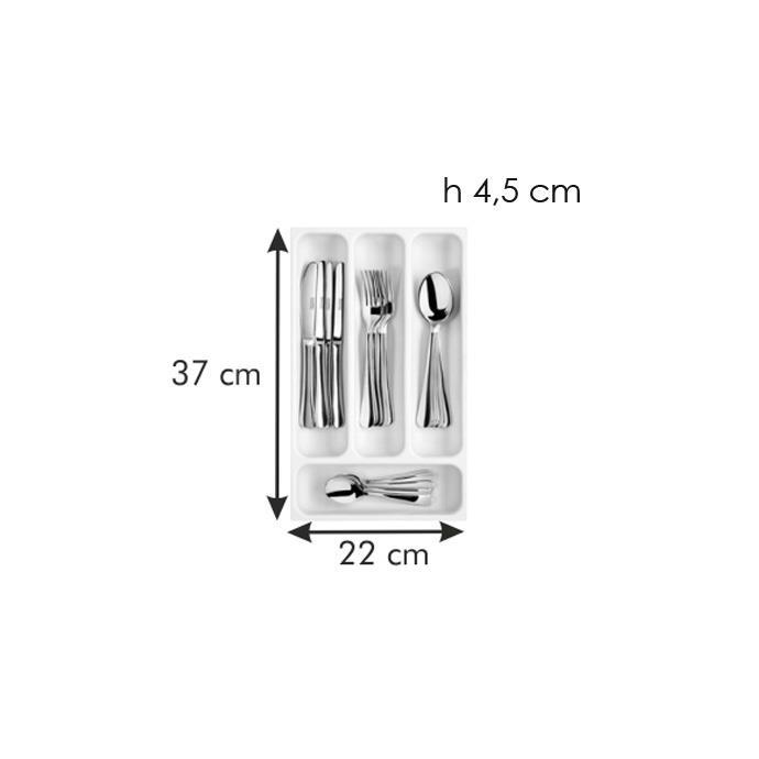 CUTLERY TRAY 370x222 mm