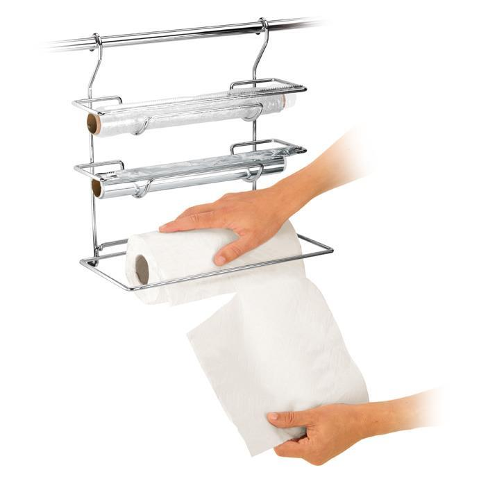 ALU-FOIL-PAPER TOWEL HOLDER