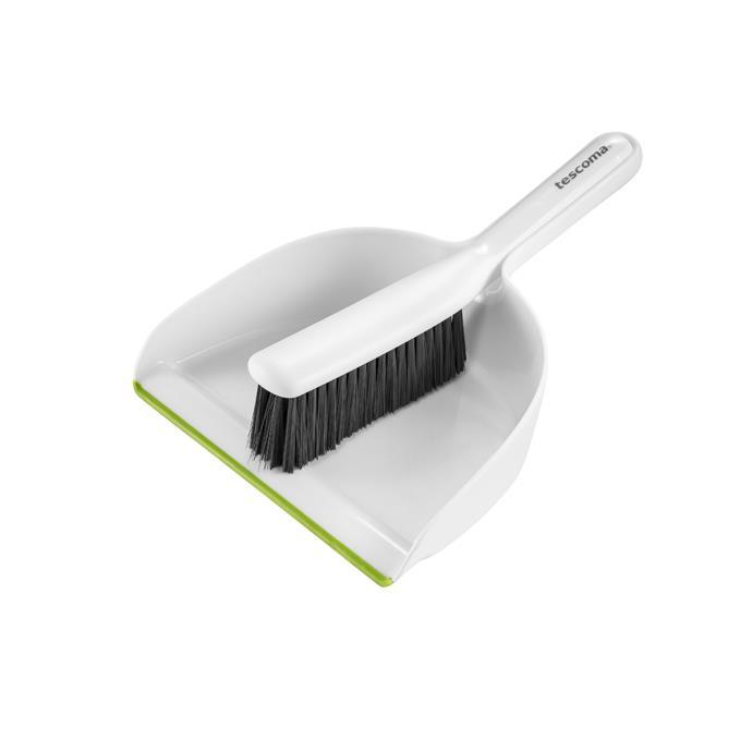 BRUSH WITH DUSTPAN