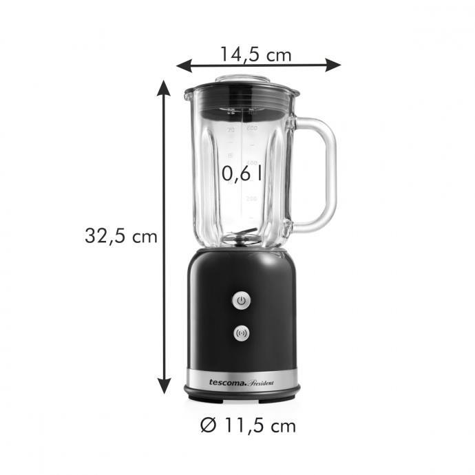 SMOOTHIE MIXER, ANTHRACITE