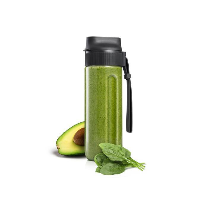 SMOOTHIE BOTTLE, ANTHRACITE