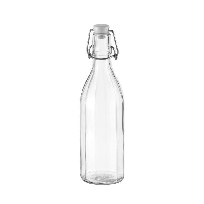SQUARE FLIP-TOP BOTTLE