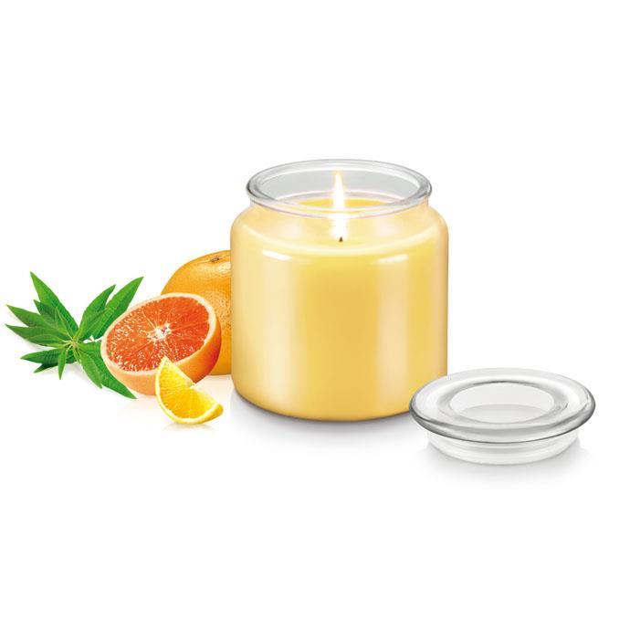 SCENTED CANDLE, VERBENA