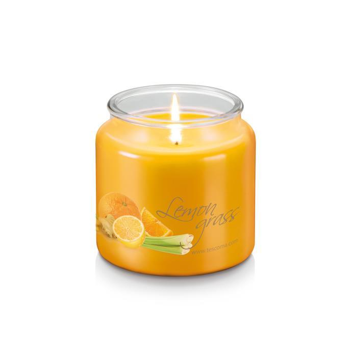 SCENTED CANDLE, LEMON GRASS