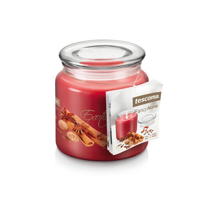 SCENTED CANDLE, EXOTIC SPICES