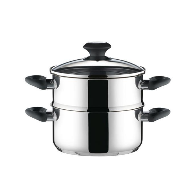 DEEP POT-STEAMER