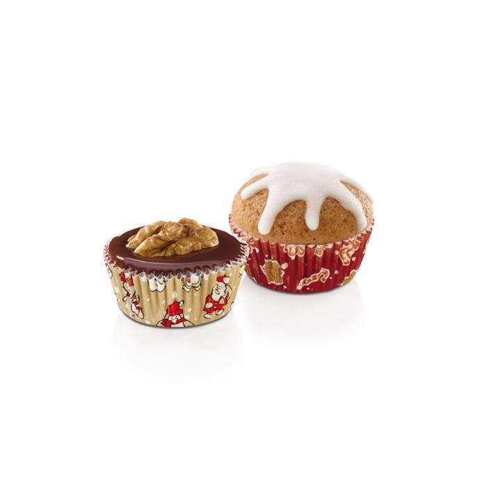 BAKING CUP CHRISTMAS