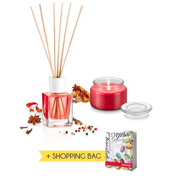 FRAGRANCE SET EXOTIC SPICES