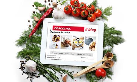Da oggi Tescoma è anche BLOG